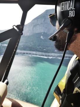 Vol en helicoptere rio