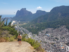 Sao Conrado et Rocinha