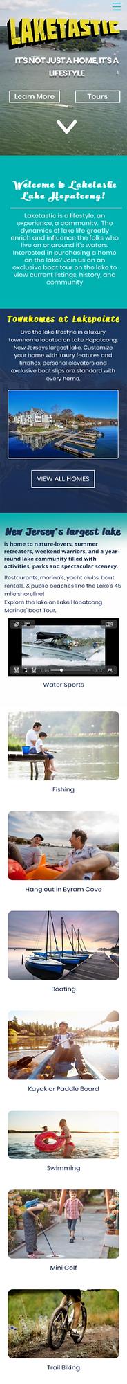 Laketastic Mobile Site.png
