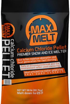 Calcium Chloride Salt Bag