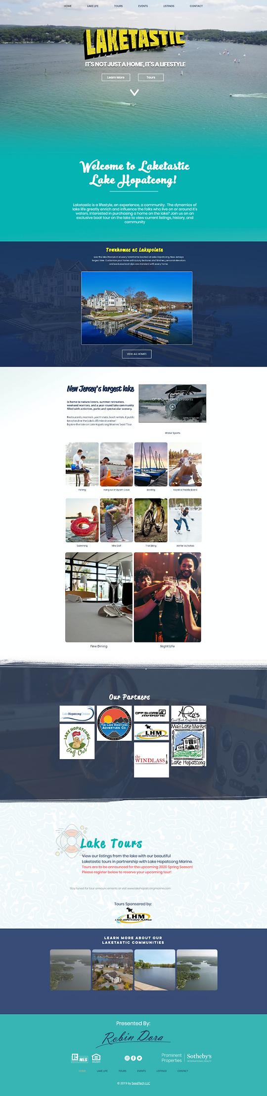 Laketastic desktop site.png