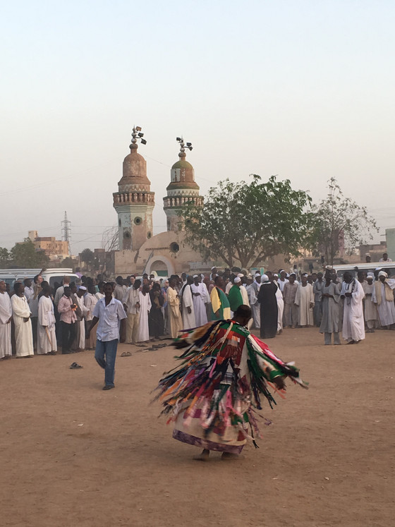 Sufi Dancing and Nuba Wrestling