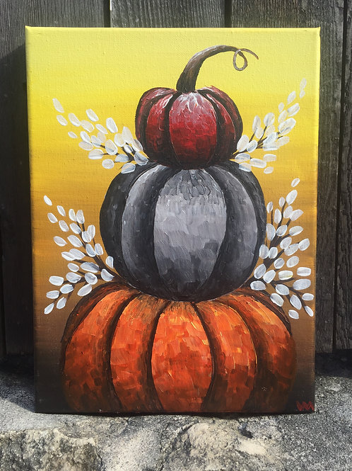 """""""3 Pumpkins"""""""