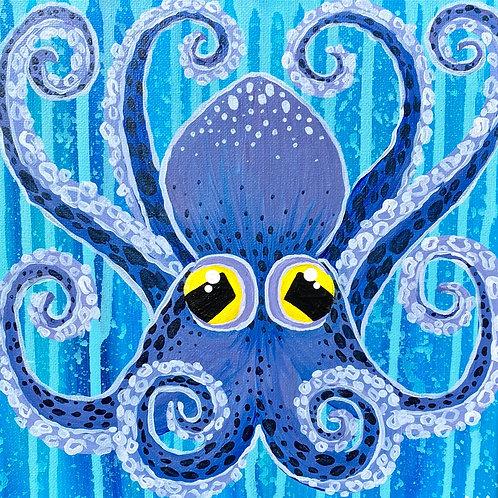"""""""Square Octopus"""""""