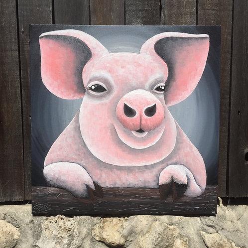 """""""Happy Pig"""""""