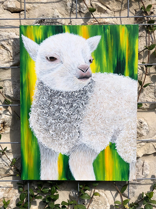 """Little Lamb"""