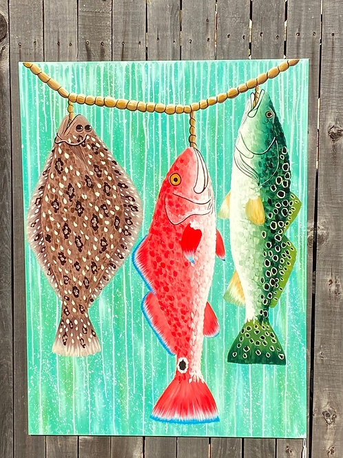"""Good Day Fishing"""