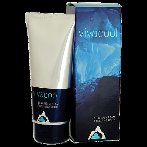 Crema da barba Vivacool