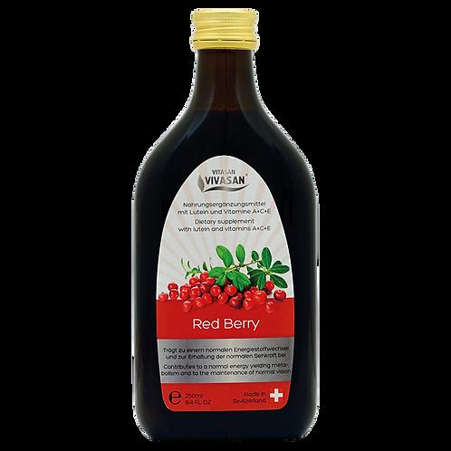 Bevanda Bacca rossa + Luteina