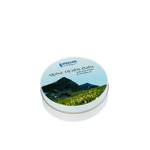 Balsamo Erbe Alpine