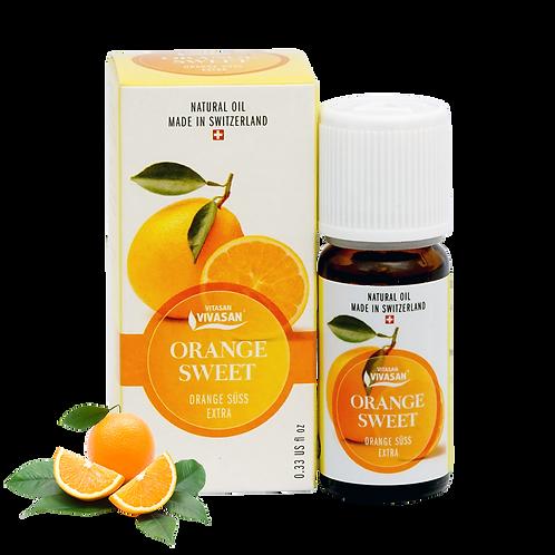 Olio essenziale di  arancia dolce del Brasile