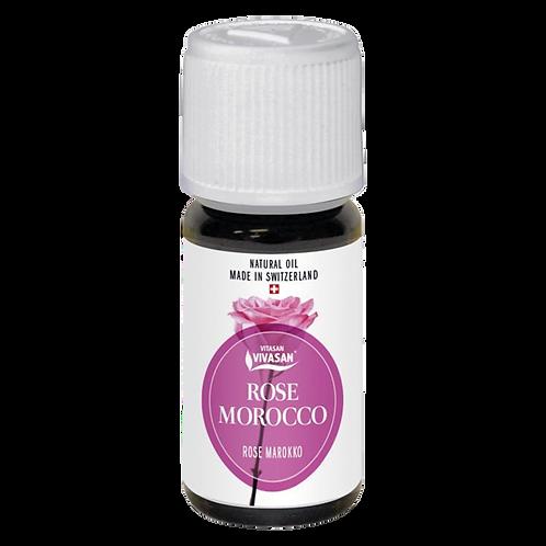 Olio essenziale di rosa del Marocco