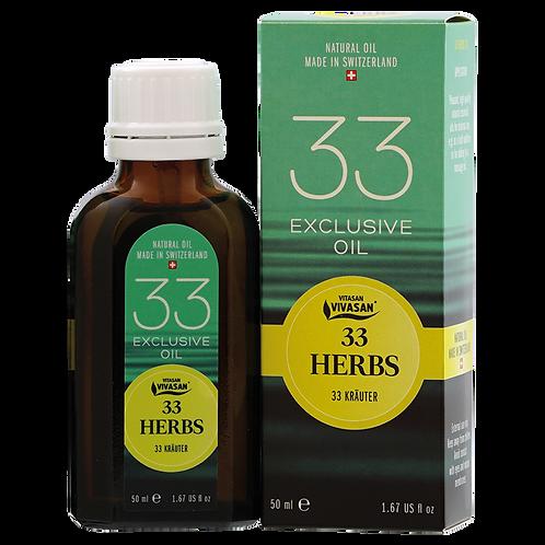 Olio essenziale 33 erbe Classic