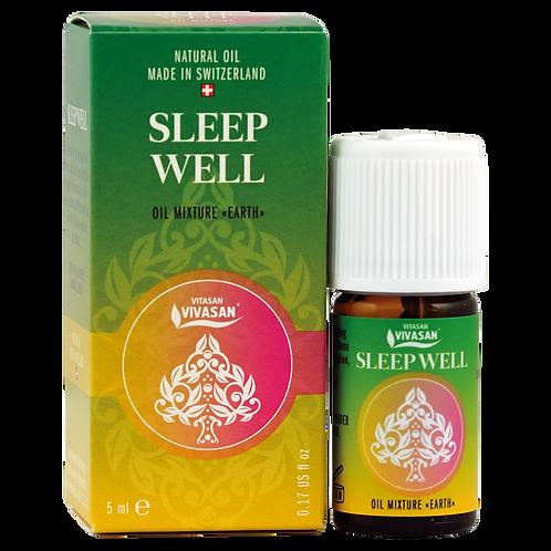 Composizione di oli essenziali Sonno tranquillo