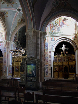 solidere church