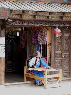 village weaver