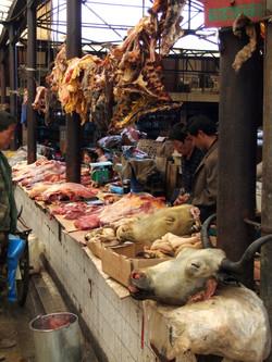 market meat