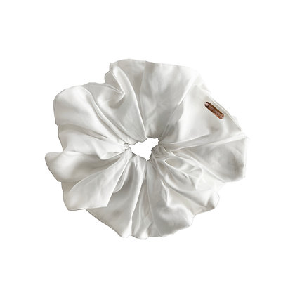 Vegan Bamboo Silk Giant Scrunchie