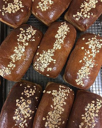 Thursday is Honey Oat Bread Day! We're o