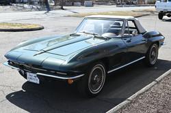 1967 Corvette Convertible0691