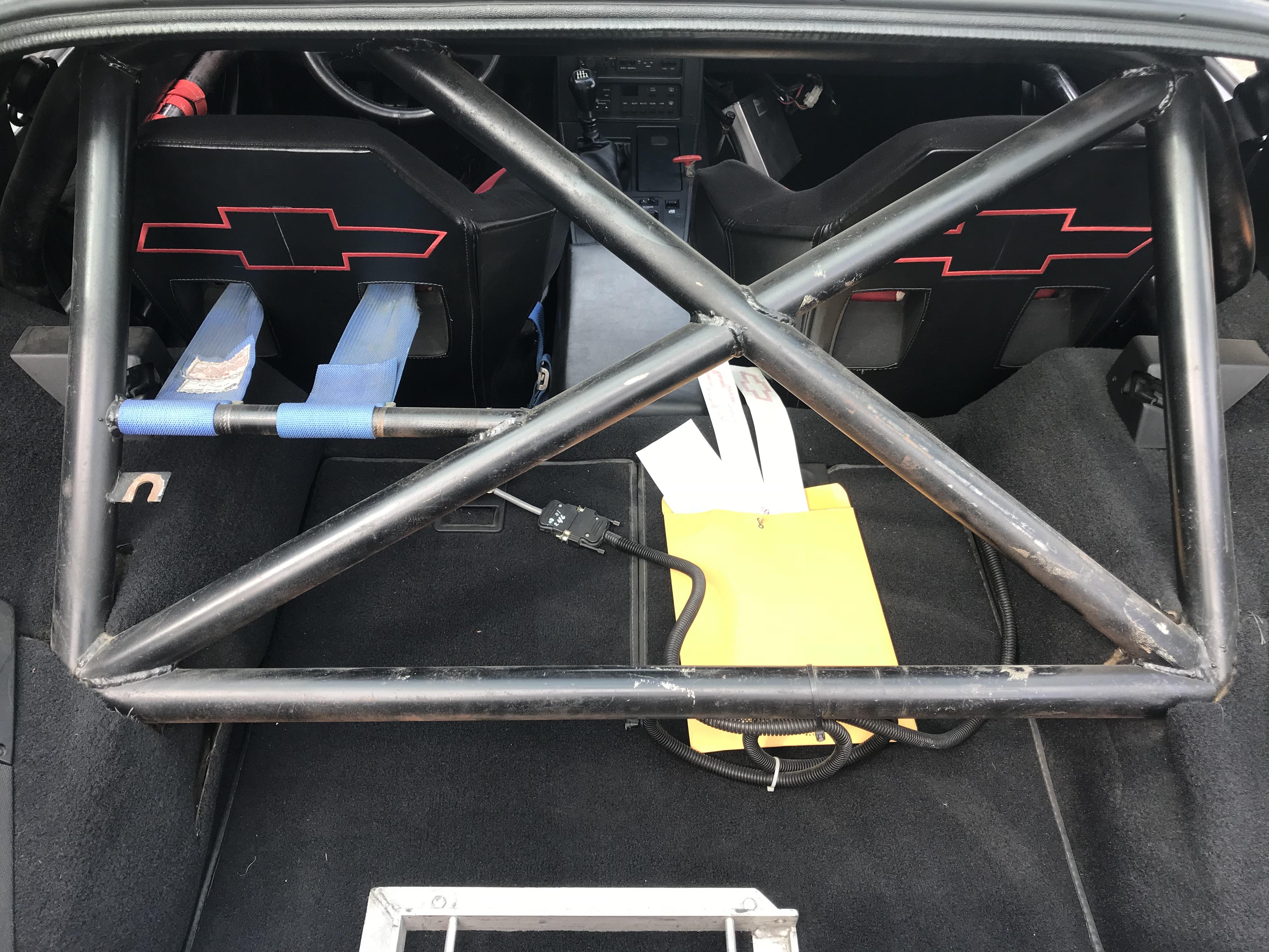 1989 Corvette Challenge Race Car
