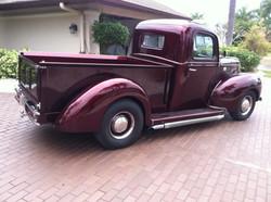 1940 Ford Pickup Streetrod