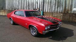 CT Classic, Muscle Car Restoration