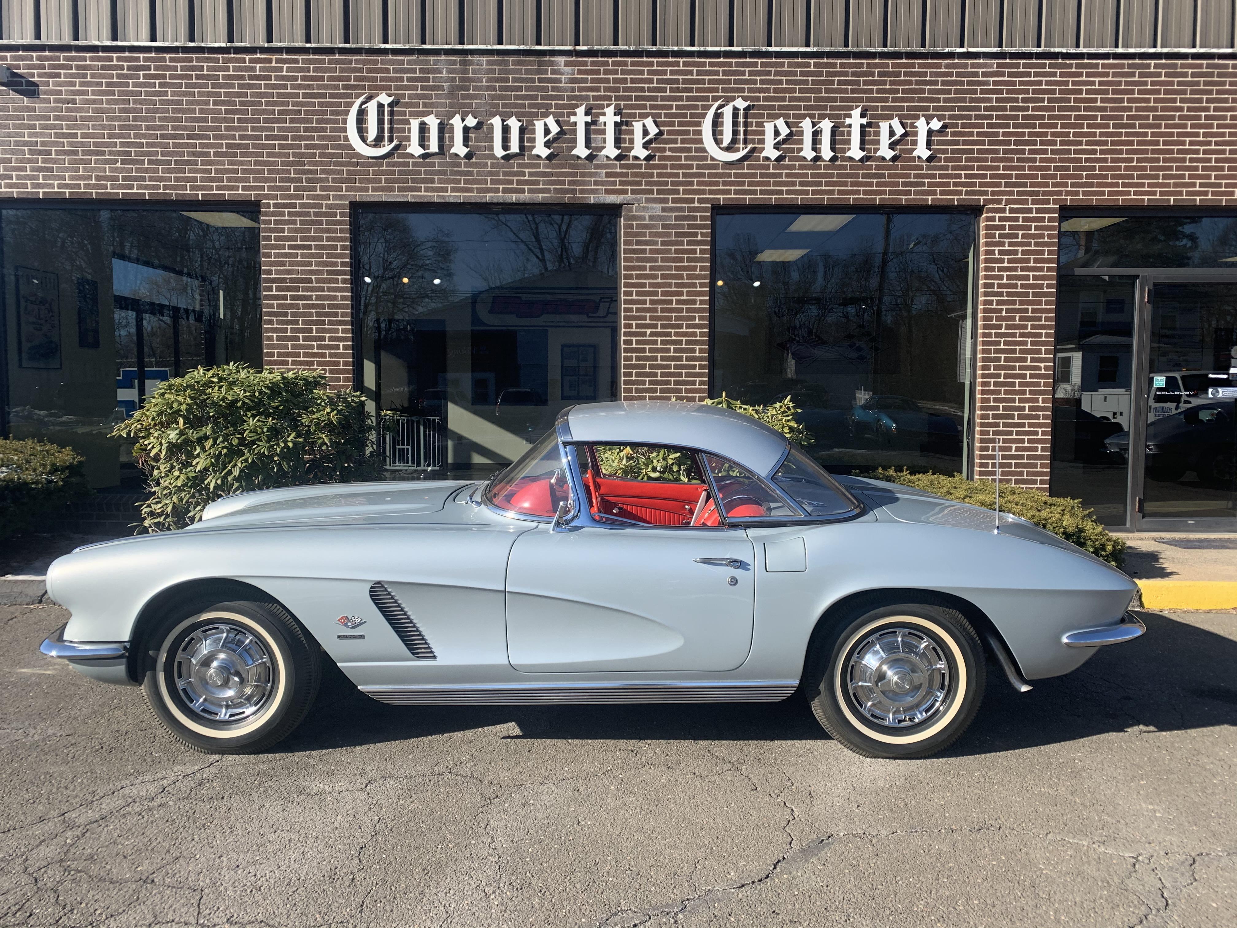 1962 Corvette Fuelie