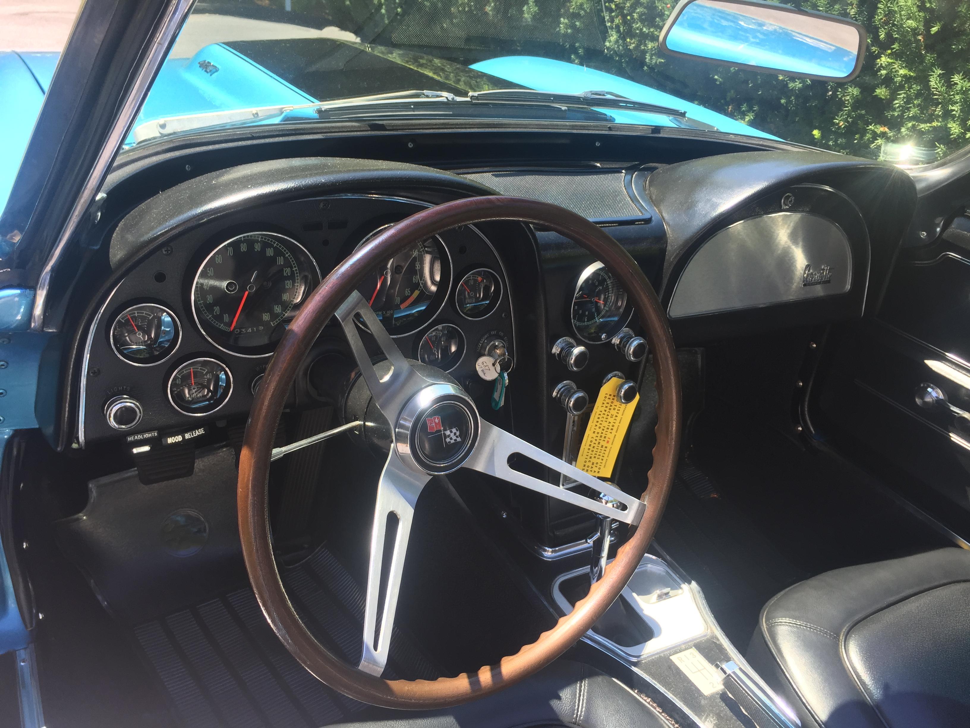 1967 Corvette Conv.