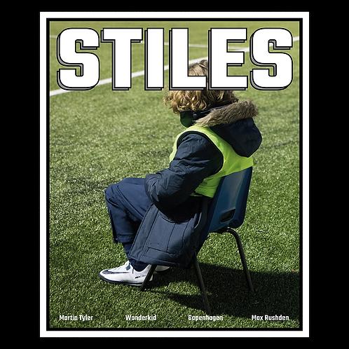 STILES Issue 1  *PRE-ORDER*