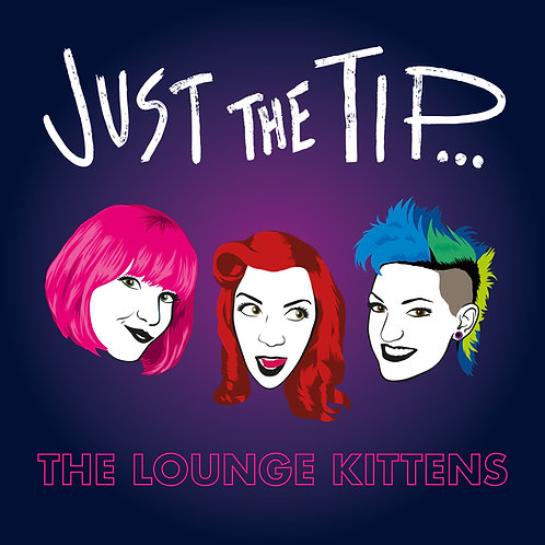 LIMITED EDITION signed copy of Just The Tip...