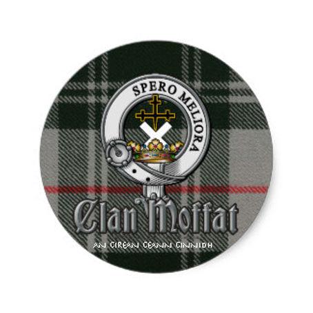 moffat_tartan_badge_classic_round_sticke
