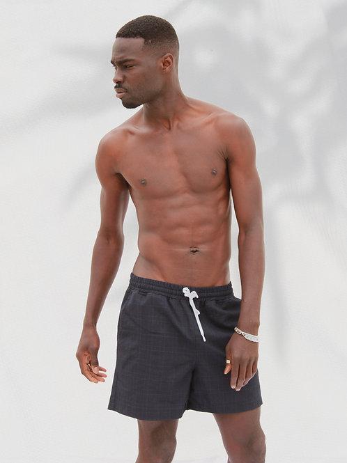Dark Swim shorts