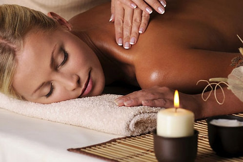 Mother's Day 90 Mins Massage with warm coconut oil