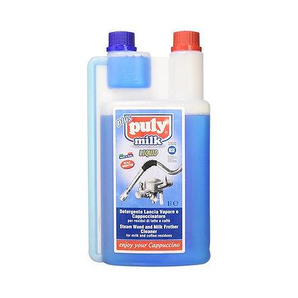 """Soluție lichidă pentru curățarea circuitului de lapte """"PULY MILK Plus Liquid"""""""