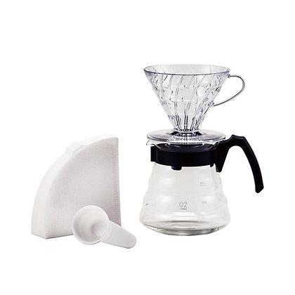 HARIO Coffee Maker V60 Pour Over Kit 700ml