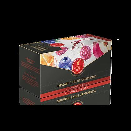 Organic Fruit Symphony