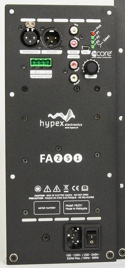 Power amp 250W ou 500W