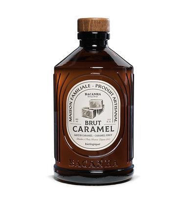 Sirop Bio BACANHA Brut de Caramel 400ml