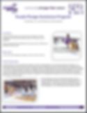 Purple Plunge Assistance Program Application
