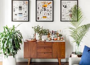 5 Ideias Para Montar um Bar em Casa