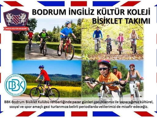 BİK BİSİKLET TAKIMI OLUŞTURULUYOR!