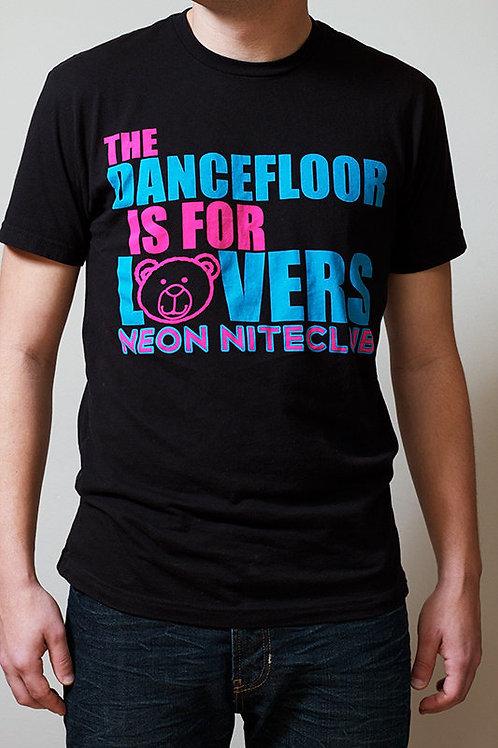 "Neon NiteClub ""Dancefloor"" T-Shirt"