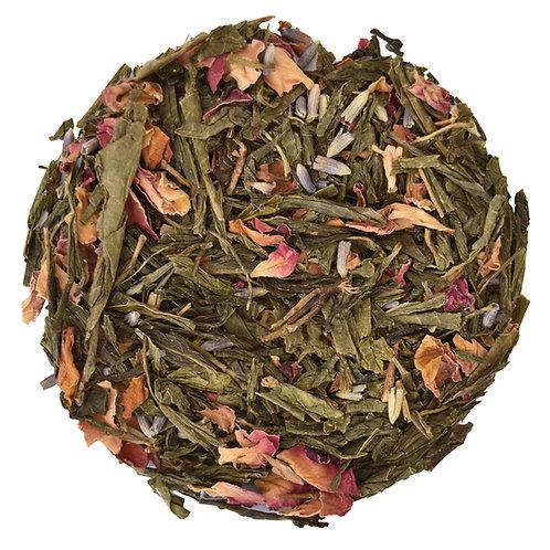 Lavender Rose Green Tea