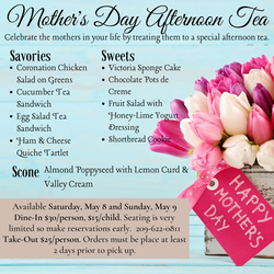 Mother's Day Afternoon Tea-2021