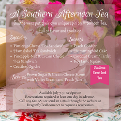 A Southern Afternoon Tea