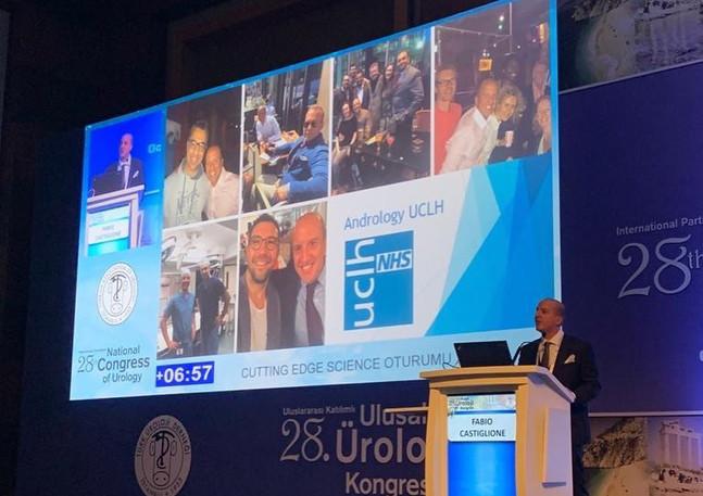 Dr. Fabio Castiglione Urologo Italiano a Londra