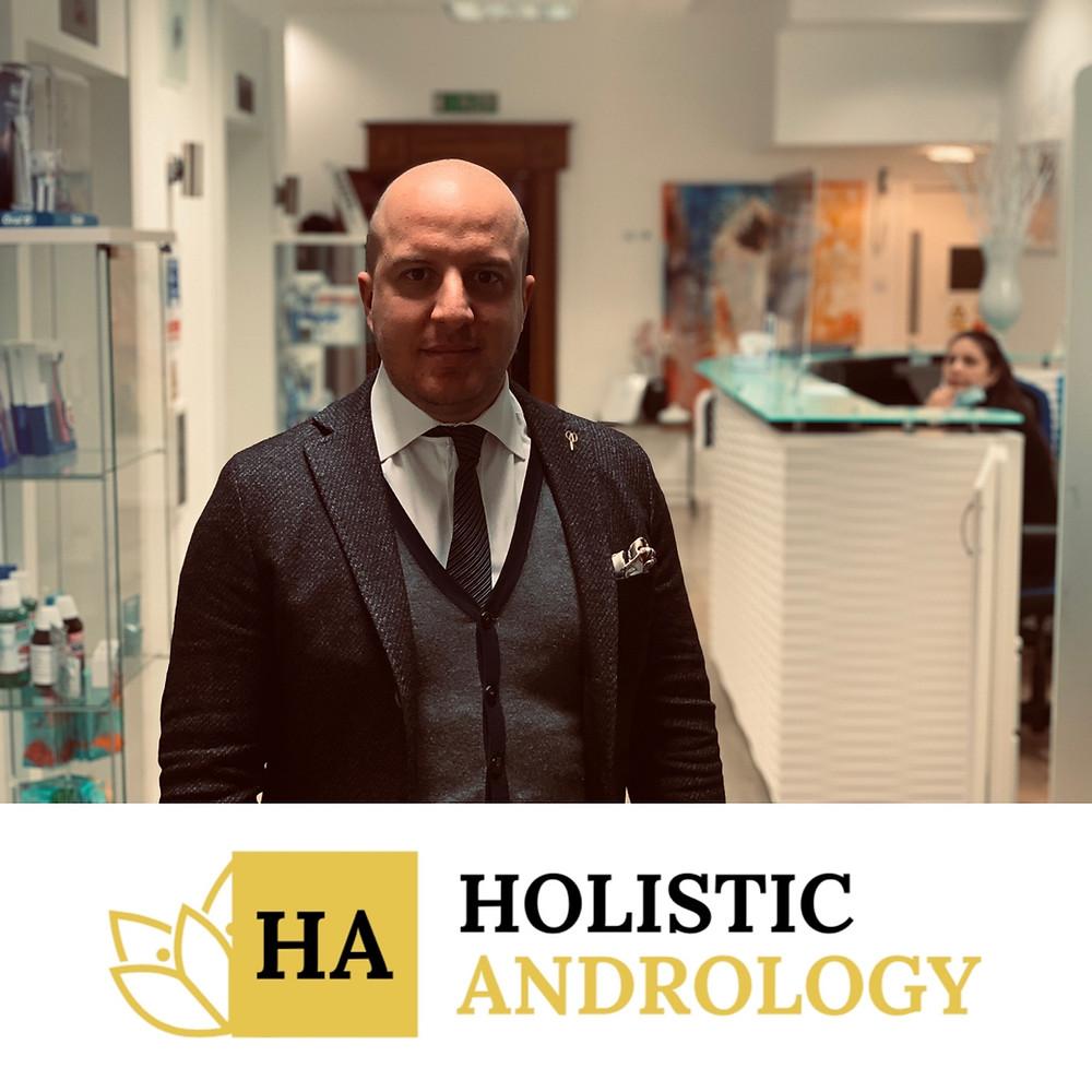 Urologo Londra | dr. Castiglione fabio