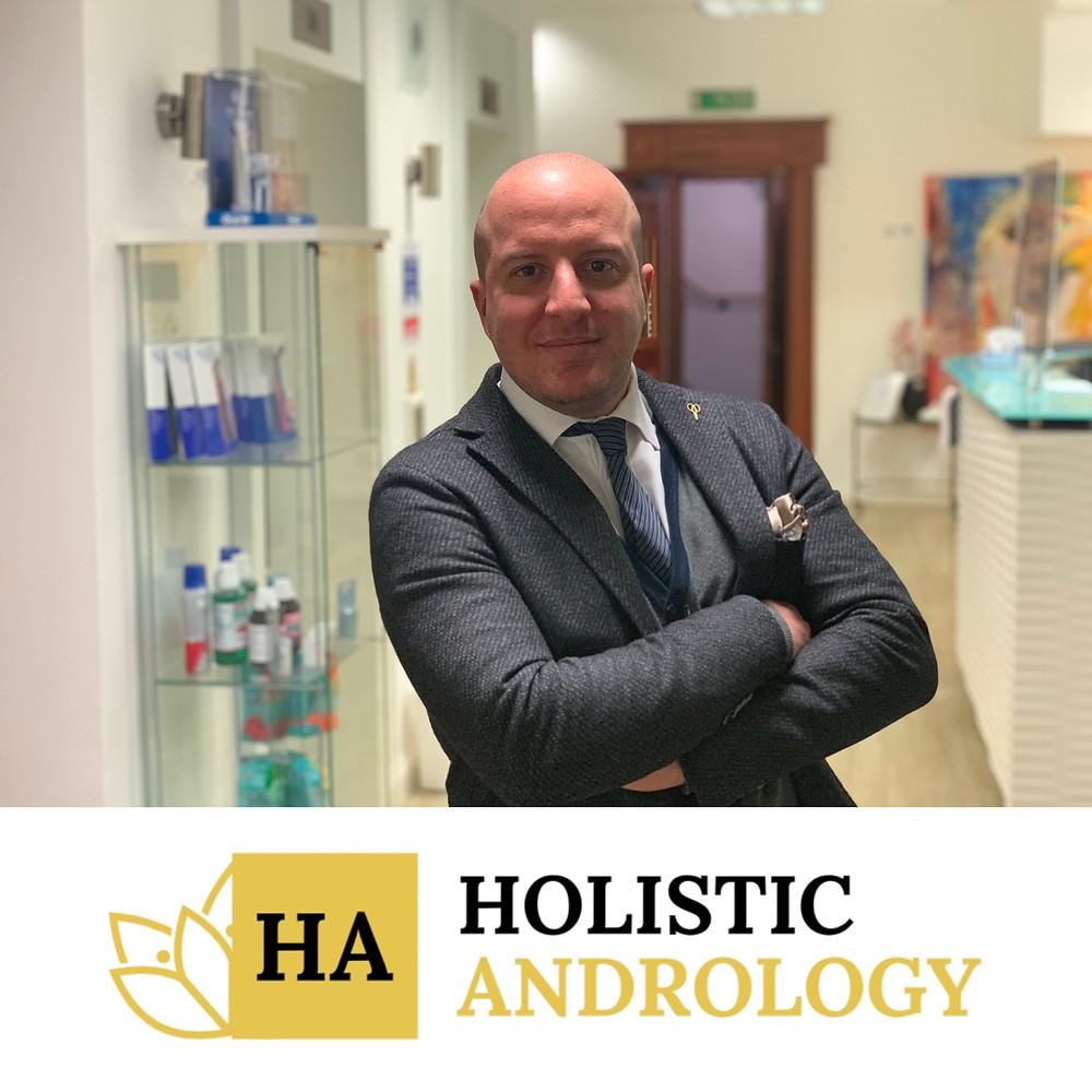 Urologi Londra | dr. Fabio Castiglione