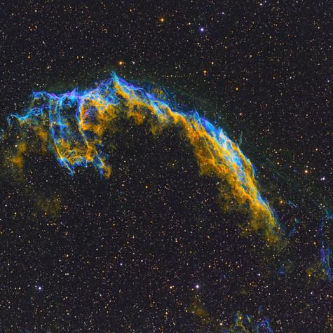NGC 6962 El Velo Este